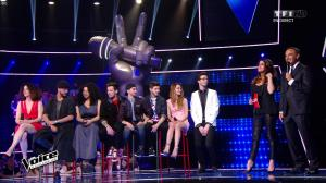 Karine Ferri dans The Voice - 23/04/16 - 07