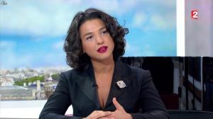 Khatia Buniatishvili dans le JT de 13h - 21/03/16 - 03