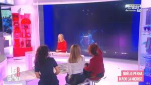 Laurence Ferrari, Aïda Touihri et Elisabeth Bost dans le Grand 8 - 19/02/16 - 10