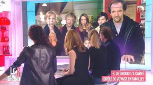 Laurence Ferrari, Aïda Touihri et Elisabeth Bost dans le Grand 8 - 22/01/16 - 10