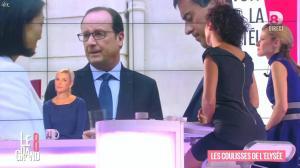 Laurence Ferrari, Aida Touihri et Elisabeth Bost dans le Grand 8 - 29/09/15 - 03
