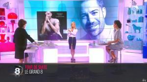 Laurence Ferrari et Aïda Touihri dans le Grand 8 - 16/09/15 - 02
