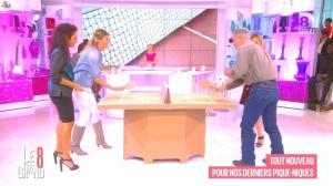 Laurence Ferrari et Aida Touihri dans le Grand 8 - 17/09/15 - 24