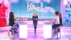 Laurence Ferrari, Hapsatou Sy, Aida Touihri et Elisabeth Bost dans le Grand 8 - 19/02/16 - 03