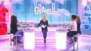 Laurence Ferrari, Hapsatou Sy, Aïda Touihri et Elisabeth Bost dans le Grand 8 - 19/02/16 - 04
