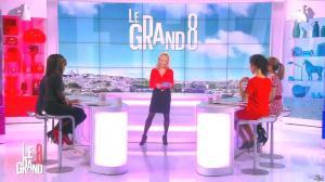 Laurence Ferrari, Hapsatou Sy, Aïda Touihri et Elisabeth Bost dans le Grand 8 - 22/01/16 - 01