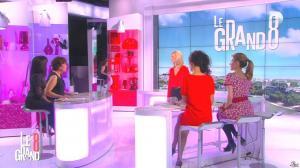 Laurence Ferrari, Hapsatou Sy, Aïda Touihri et Elisabeth Bost dans le Grand 8 - 22/01/16 - 03