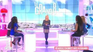 Laurence Ferrari, Hapsatou Sy, Aida Touihri et Elisabeth Bost dans le Grand 8 - 28/10/15 - 04