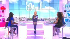 Laurence Ferrari, Hapsatou Sy, Aida Touihri et Elisabeth Bost dans le Grand 8 - 28/10/15 - 05