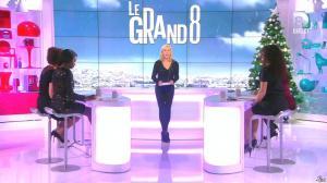 Laurence Ferrari, Hapsatou Sy et Aida Touihri dans le Grand 8 - 02/12/15 - 01