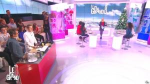 Laurence Ferrari, Hapsatou Sy et Aïda Touihri dans le Grand 8 - 03/12/15 - 02