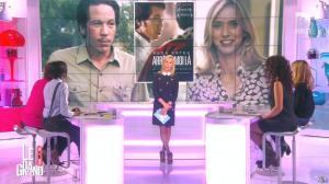 Laurence Ferrari, Hapsatou Sy et Aïda Touihri dans le Grand 8 - 04/01/16 - 02