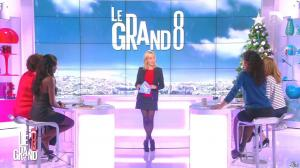 Laurence Ferrari, Hapsatou Sy et Aida Touihri dans le Grand 8 - 04/12/15 - 01