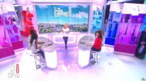 Laurence Ferrari, Hapsatou Sy et Aida Touihri dans le Grand 8 - 10/03/16 - 02