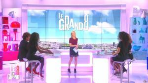 Laurence Ferrari, Hapsatou Sy et Aïda Touihri dans le Grand 8 - 10/11/15 - 02