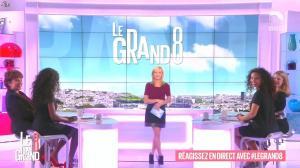 Laurence Ferrari, Hapsatou Sy et Aida Touihri dans le Grand 8 - 10/11/15 - 04