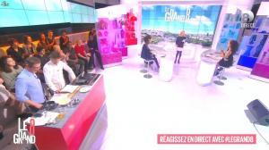 Laurence Ferrari, Hapsatou Sy et Aïda Touihri dans le Grand 8 - 11/02/16 - 01