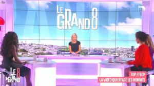 Laurence Ferrari, Hapsatou Sy et Aida Touihri dans le Grand 8 - 12/11/15 - 01