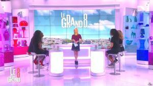 Laurence Ferrari, Hapsatou Sy et Aida Touihri dans le Grand 8 - 12/11/15 - 11