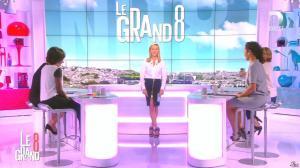 Laurence Ferrari, Hapsatou Sy et Aïda Touihri dans le Grand 8 - 16/09/15 - 05