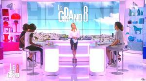 Laurence Ferrari, Hapsatou Sy et Aïda Touihri dans le Grand 8 - 16/09/15 - 06