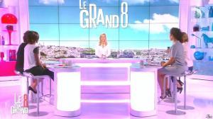 Laurence Ferrari, Hapsatou Sy et Aïda Touihri dans le Grand 8 - 16/09/15 - 09