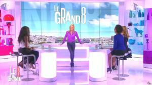 Laurence Ferrari, Hapsatou Sy et Aida Touihri dans le Grand 8 - 23/10/15 - 01