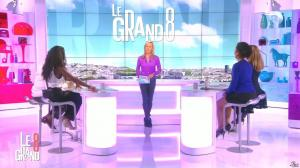 Laurence Ferrari, Hapsatou Sy et Aida Touihri dans le Grand 8 - 23/10/15 - 03