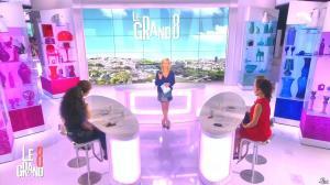 Laurence Ferrari, Hapsatou Sy et Aida Touihri dans le Grand 8 - 25/09/15 - 02
