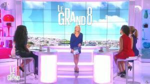 Laurence Ferrari, Hapsatou Sy et Aida Touihri dans le Grand 8 - 25/09/15 - 04