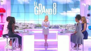 Laurence Ferrari, Hapsatou Sy et Aida Touihri dans le Grand 8 - 30/10/15 - 01