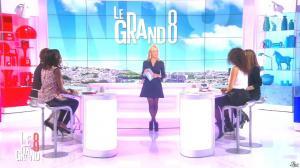 Laurence Ferrari et Hapsatou Sy dans le Grand 8 - 05/02/16 - 03