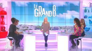 Laurence Ferrari et Hapsatou Sy dans le Grand 8 - 10/02/16 - 02