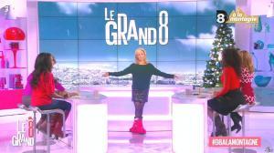 Laurence Ferrari dans le Grand 8 - 15/12/15 - 02