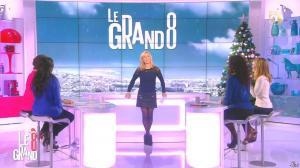Laurence Ferrari dans le Grand 8 - 18/12/15 - 01