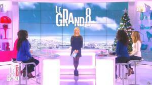 Laurence Ferrari dans le Grand 8 - 18/12/15 - 03