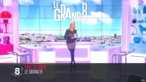 Laurence Ferrari dans le Grand 8 - 28/10/15 - 01