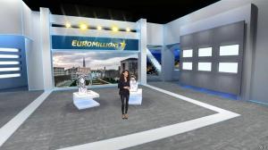 Marion Jollès Grosjean dans Euro Millions - 24/02/16 - 01
