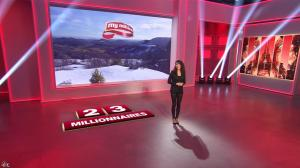 Marion Jollès Grosjean lors du Tirage du Loto - 23/02/16 - 01