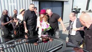 Nabilla Benattia dans 50 Minutes Inside - 16/04/16 - 02