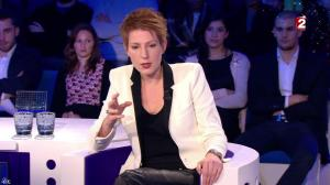 Natacha Polony dans On n'est pas Couché - 19/12/15 - 05