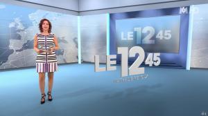 Nathalie Renoux dans le 12-45 - 08/11/15 - 02