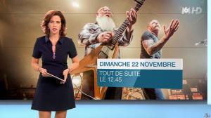 Nathalie Renoux dans le 12-45 - 22/11/15 - 01