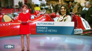 Nathalie Renoux dans le 19 45 - 06/02/16 - 05