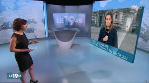 Nathalie Renoux dans le 19-45 - 09/04/16 - 02