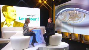 Ophelie Meunier dans le Tube - 09/04/16 - 08