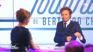 Pascale De La Tour Du Pin dans le Journal de Bertrand Chameroy - 03/12/15 - 11