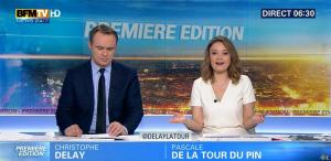 Pascale De La Tour Du Pin dans Premiere Edition - 04/03/16 - 11