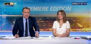 Pascale De La Tour Du Pin dans Premiere Edition - 04/03/16 - 23