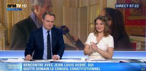 Pascale De La Tour Du Pin dans Premiere Edition - 04/03/16 - 24